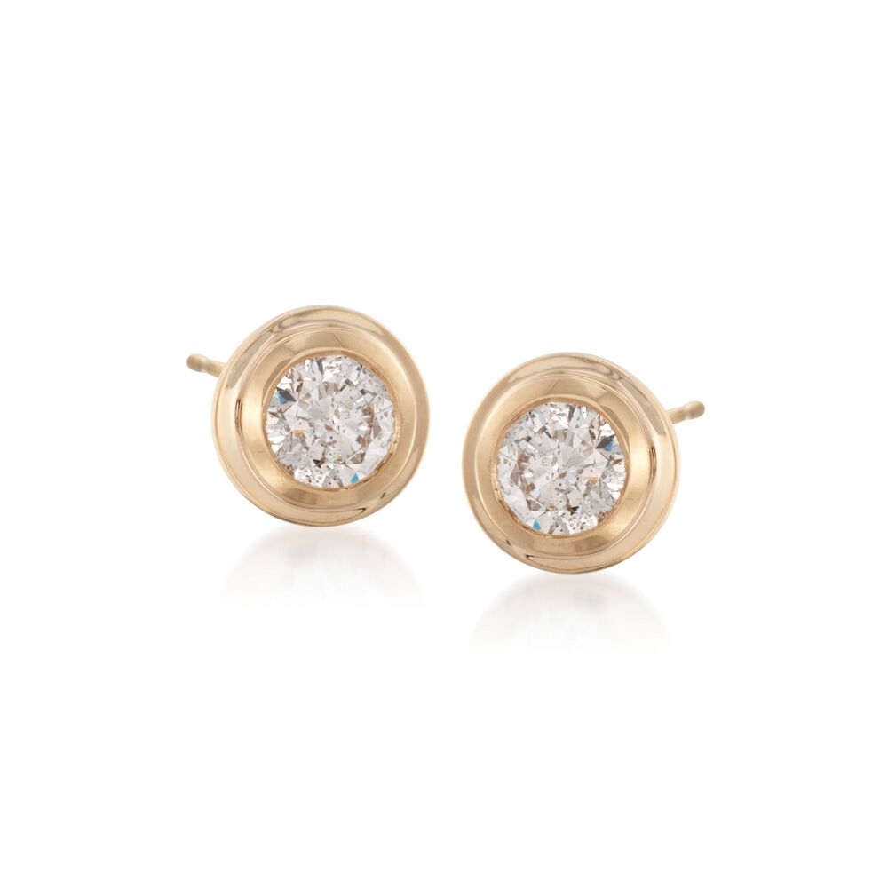 post pave disk gold products diamond il stud studs heart flat round white fullxfull design micro earrings
