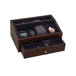 Jackson Man's Valet Jewelry Chest, , default