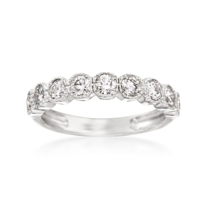 .50 ct. t.w. Diamond Ring in 14kt White Gold