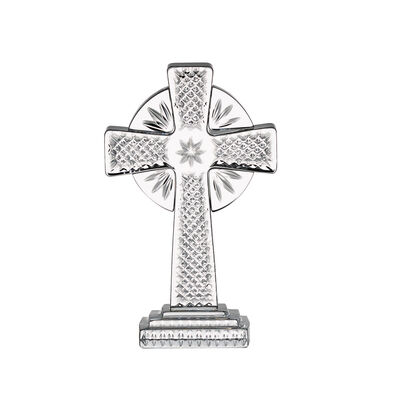 Waterford Crystal Standing Cross, , default