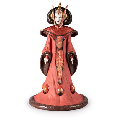 "Lladro ""Queen Amidala"" Porcelain Figurine, , default"