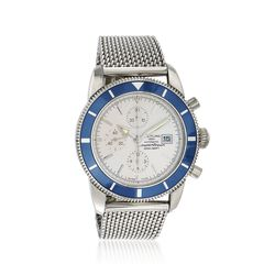Breitling Superocean Heritage Men's 46mm Auto Chronograph Stainless Steel Watch, , default