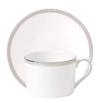 "Vera Wang for Wedgwood ""Grosgrain"" Tea Set"
