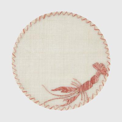 Joanna Buchanan Lobster Straw Placemat