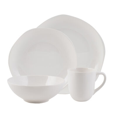 """Fitz and Floyd """"Organic"""" 16-pc. Service for 4 Dinnerware Set"""