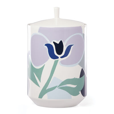 "Kate Spade New York ""Nolita"" Blue Floral Cookie Jar"