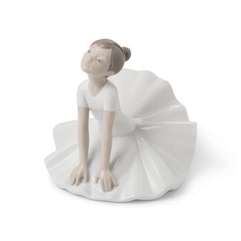 "Nao ""Thinking Pose"" Porcelain Figurine , , default"