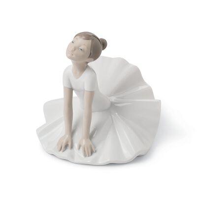 "Nao ""Thinking Pose"" Porcelain Figurine, , default"
