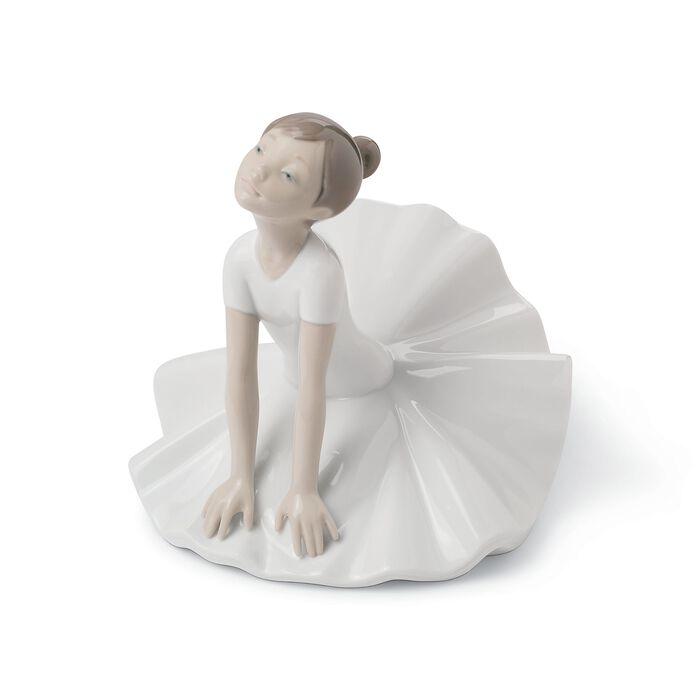 "Nao ""Thinking Pose"" Porcelain Figurine , , default"