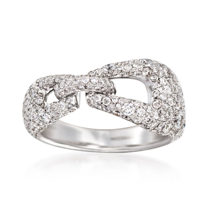 """Kwiat """"Madison Avenue"""" 2.00 ct. t.w. Diamond Ring in 18kt White Gold. Size 7, , default"""