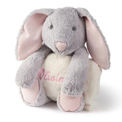 Baby Bedtime Bunny Huggie, , default