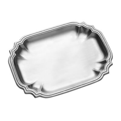 "Wilton Armetale ""Hampstead"" Small Tray, , default"
