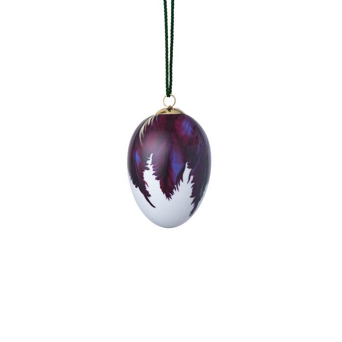 """Royal Copenhagen """"Spring"""" 2020 Tulip Large Porcelain Easter Egg, , default"""