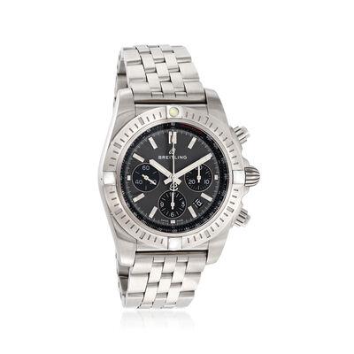 Breitling Chronomat Men's 44mm Stainless Steel Watch