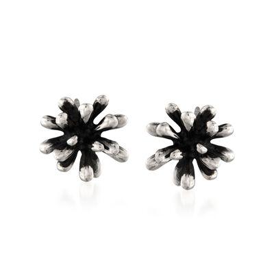 "Zina Sterling Silver ""Fireworks"" Earrings, , default"