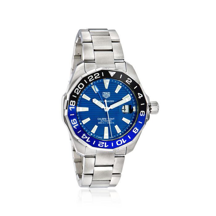 TAG Heuer Men's 43mm Stainless Steel Watch, , default