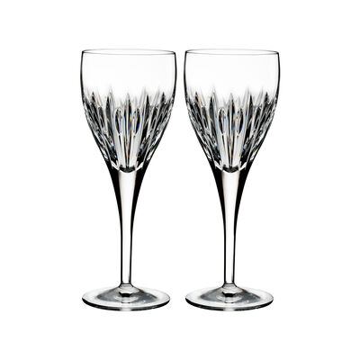 "Waterford Crystal ""Ardan"" Set of Two Mara Wine Glasses, , default"