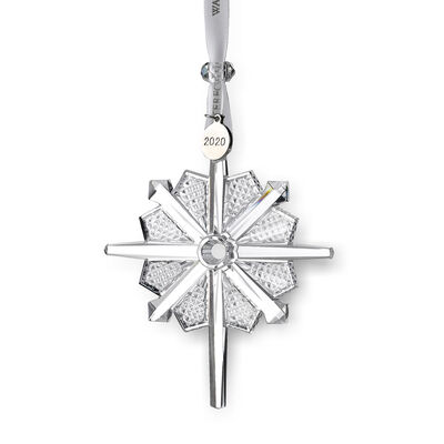 Waterford Crystal 2020 Snowstar Ornament