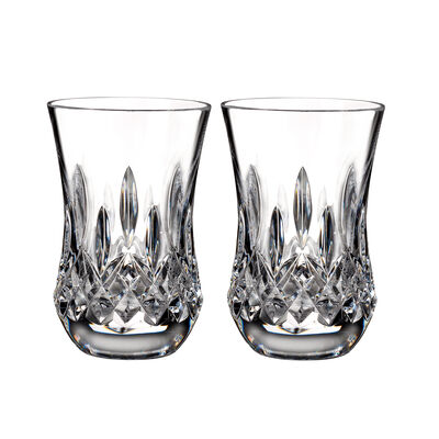 "Waterford Crystal ""Connoisseur"" Lismore Sipping Tumbler"
