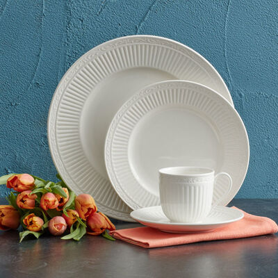 "Mikasa ""Italian Countryside"" Dinnerware Set"