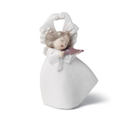 "Nao ""String Melody"" Porcelain Figurine, , default"