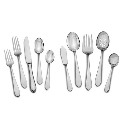"""Towle """"Boston Antique"""" 45-pc. Service for 8 18/10 Stainless Steel Flatware Set"""