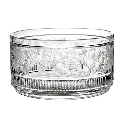 """Waterford Crystal """"Master Craft"""" 2019 Annual Garland Bowl, , default"""