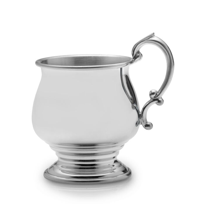 Empire Pewter Pedestal Baby Cup, , default