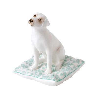 "Royal Doulton ""Top Dog - Champ"" Bone China Labrador Figurine, , default"