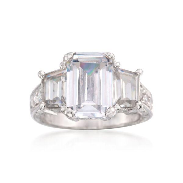 Jewelry Cubic Zirconia Rings #772475