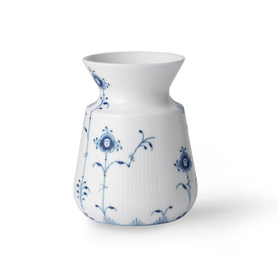 "Royal Copenhagen ""Blue Elements"" Medium Vase"