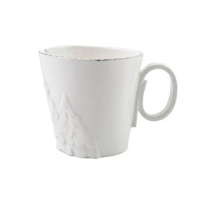 "Vietri ""Lastra Winterland"" Mug from Italy"