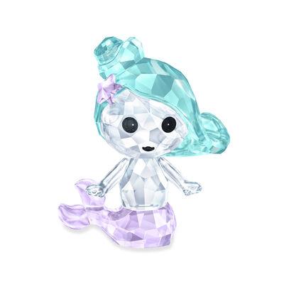 Swarovski Crystal Mermaid Figurine, , default