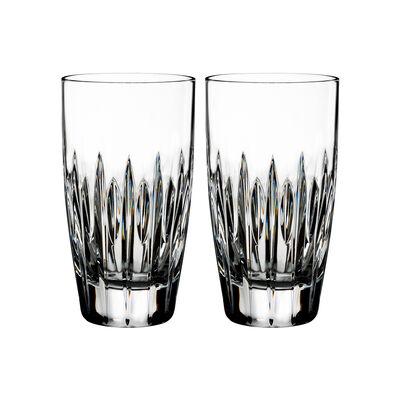 "Waterford Crystal ""Ardan"" Set of Two Mara Highball Glasses, , default"