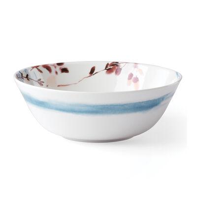 """Lenox """"Smoky Bloom"""" Porcelain Serving Bowl, , default"""