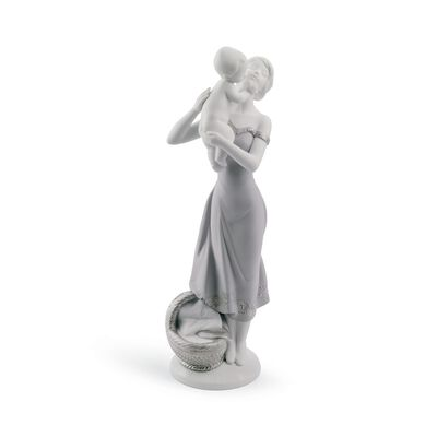 "Lladro ""Unconditional Love"" Re-Deco Porcelain Figurine, , default"