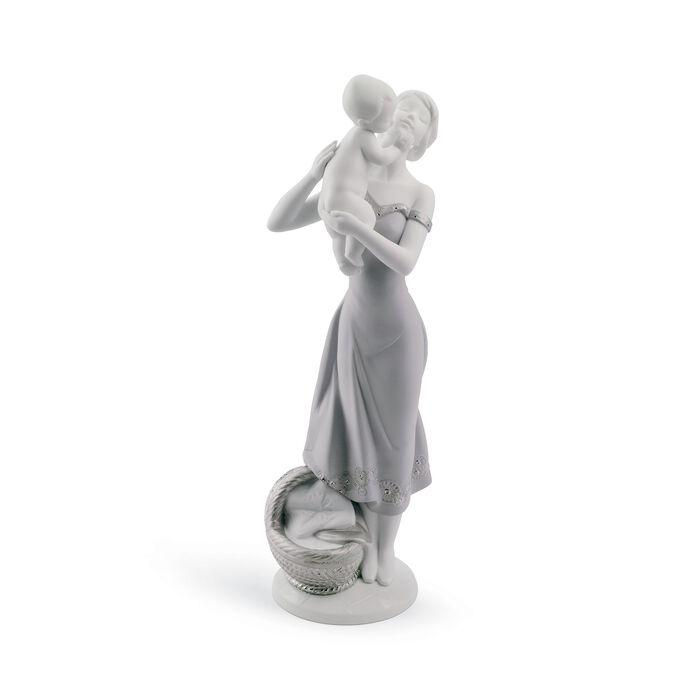 """Lladro """"Unconditional Love"""" Re-Deco Porcelain Figurine, , default"""
