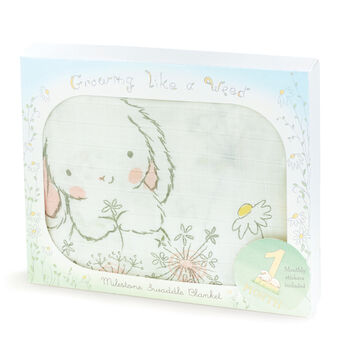 """Bunnies by the Bay """"Sweet Milestones and Memories"""" 4-pc. Gift Set, , default"""