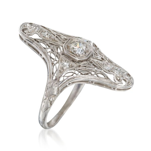 Jewelry Estate Rings #888084