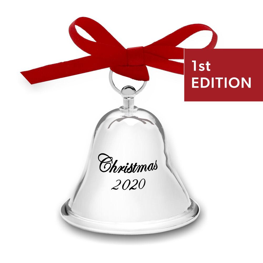 Is Ross Open On Christmas 2020 Gorham 2020 Christmas Bell   1st Edition | Ross Simons