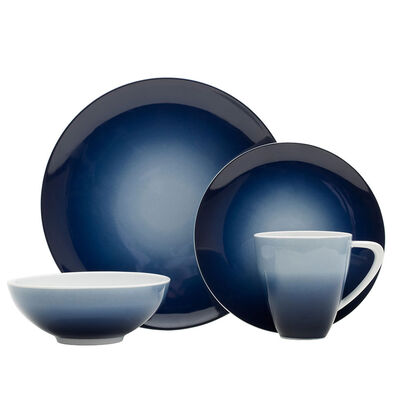 "Mikasa ""Naya"" Blue 16-pc. Service for 4 Dinnerware Set, , default"