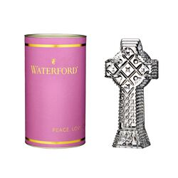 "Waterford Crystal ""Giftology"" Celtic Cross Figurine, , default"