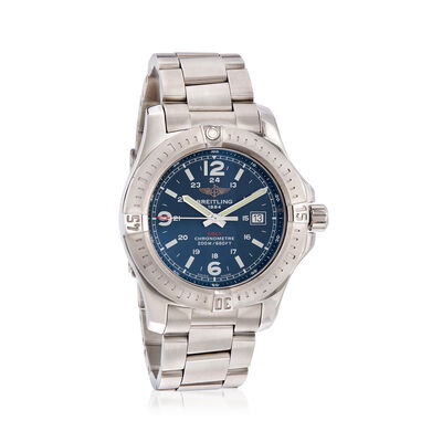 Breitling Colt Quartz Mariner Blue 44mm Men's Watch in Stainless Steel, , default