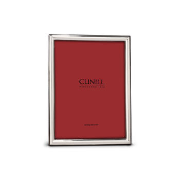 Cunill Italian Sterling Silver Narrow Picture Frame