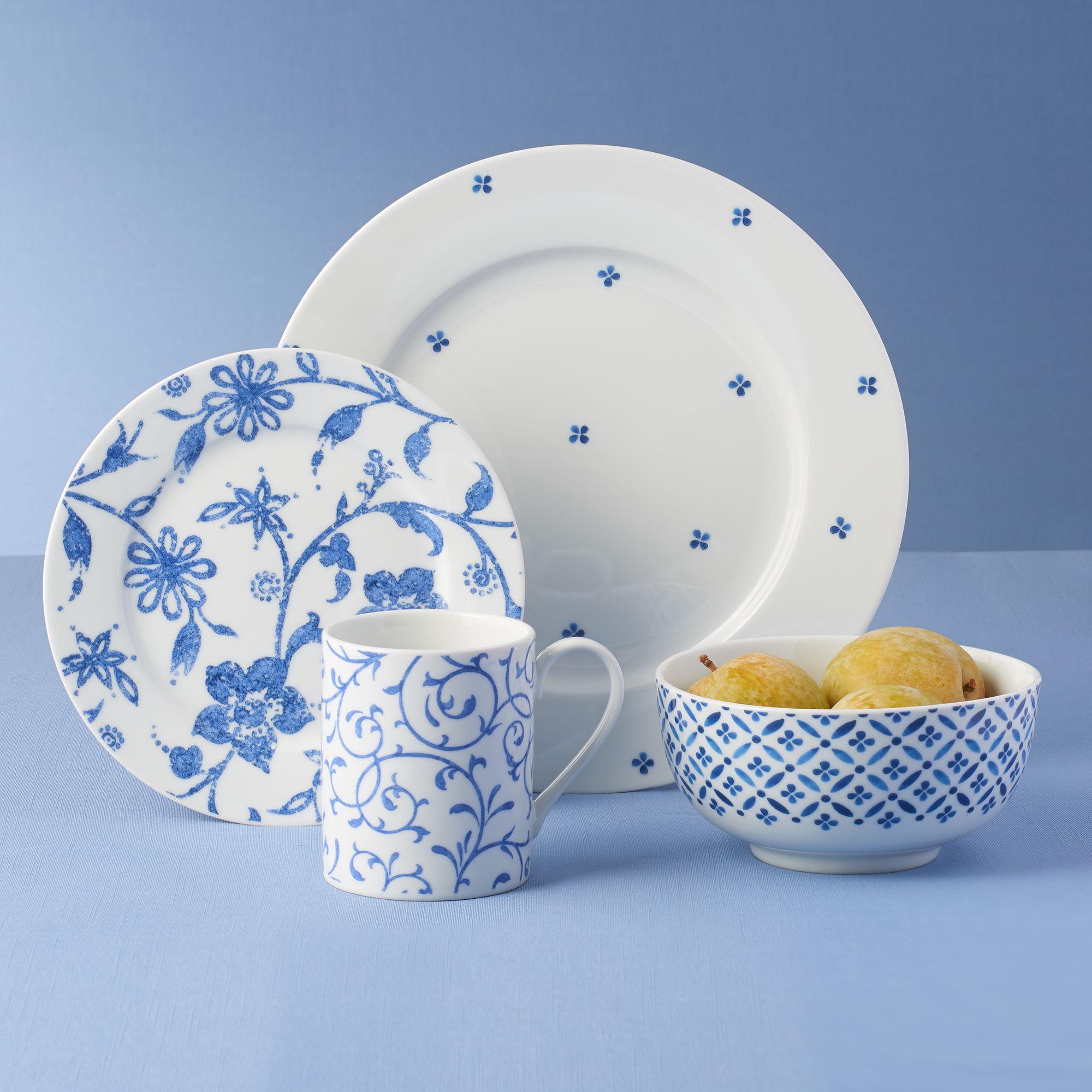 Spode \u0026quot;Blue Indigo\u0026quot; Porcelain Dinnerware  default  sc 1 st  Ross-Simons & Spode \