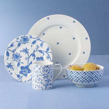 """Spode """"Blue Indigo"""" Porcelain Dinnerware, , default"""