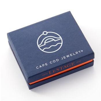 Cape Cod Jewelry Sterling Silver Bangle Bracelet, , default