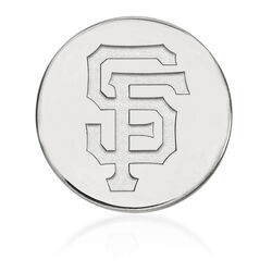 Sterling Silver Mlb San Francisco Giants Lapel Pin, , default