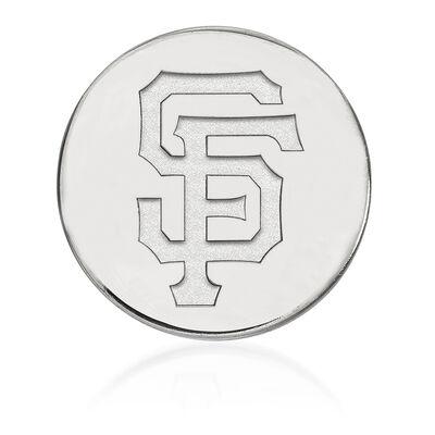 Sterling Silver MLB San Francisco Giants Lapel Pin, , default