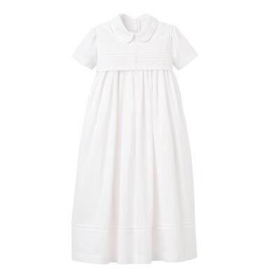 Elegant Baby Boy's Christening Gown